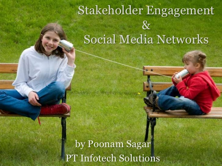 PRSI Int PR Conf 2011 - Day 2 - Stakeholder engagement with social media by Poonam Sagar