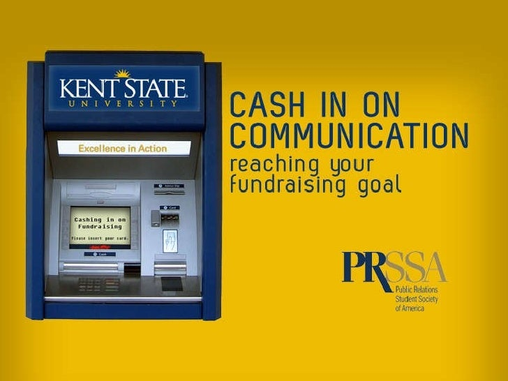 Cash in on Communication: Reaching Your Fundraising Goal