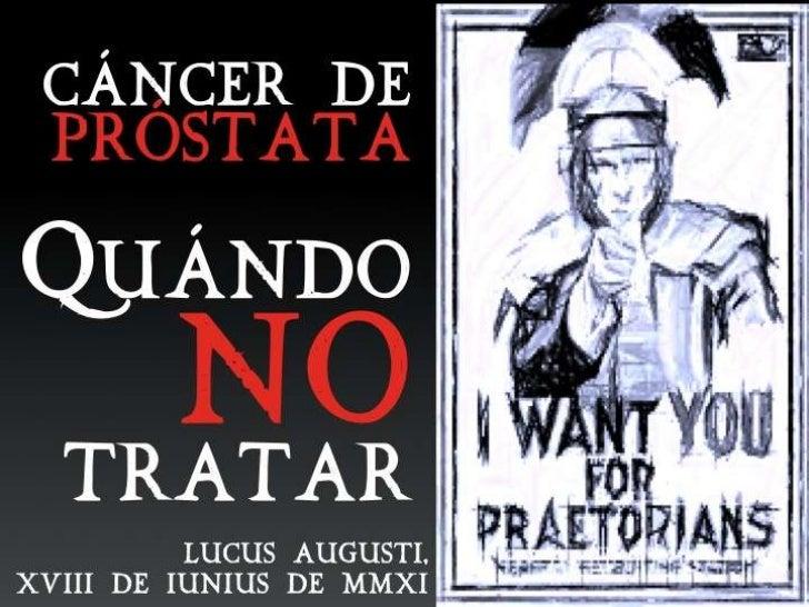 WATCHFUL WAITING                Muertes por ca próstata                en pacientes de bajo                riesgo Bill-Axe...