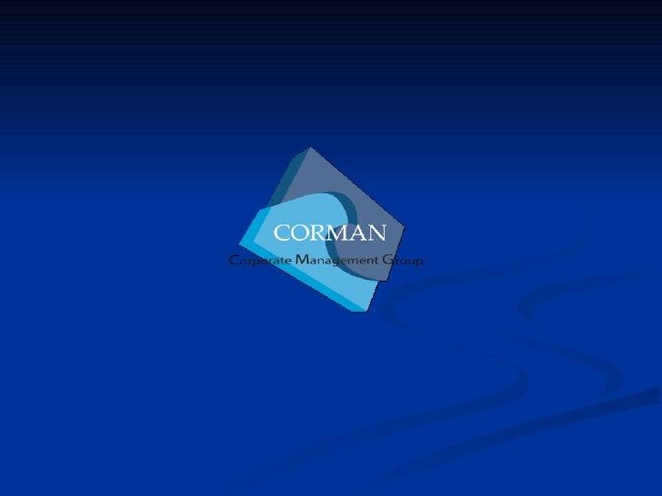 Corman Group France