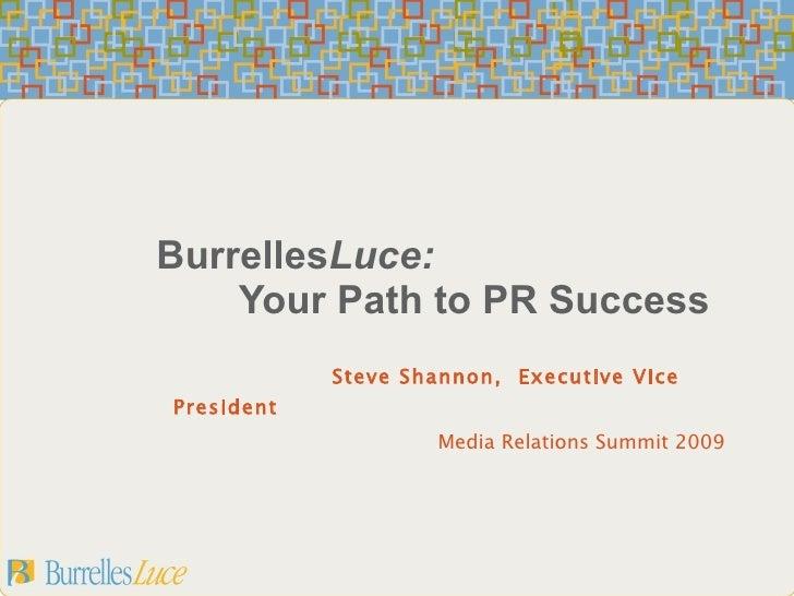 PR Throwdown Media Relations Summit 2009 by Steve Shannon