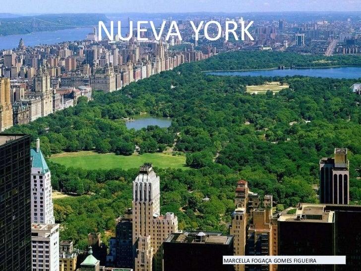 NEUVA YORK<br />NUEVA YORK<br />