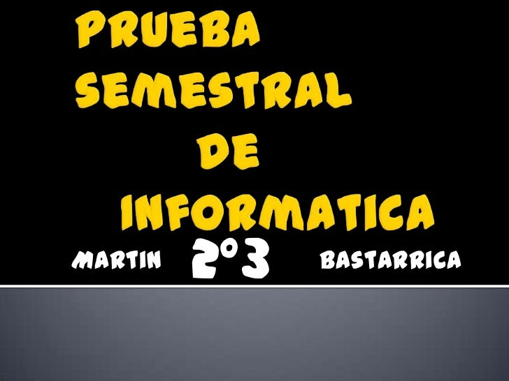 Martin   2º3   Bastarrica