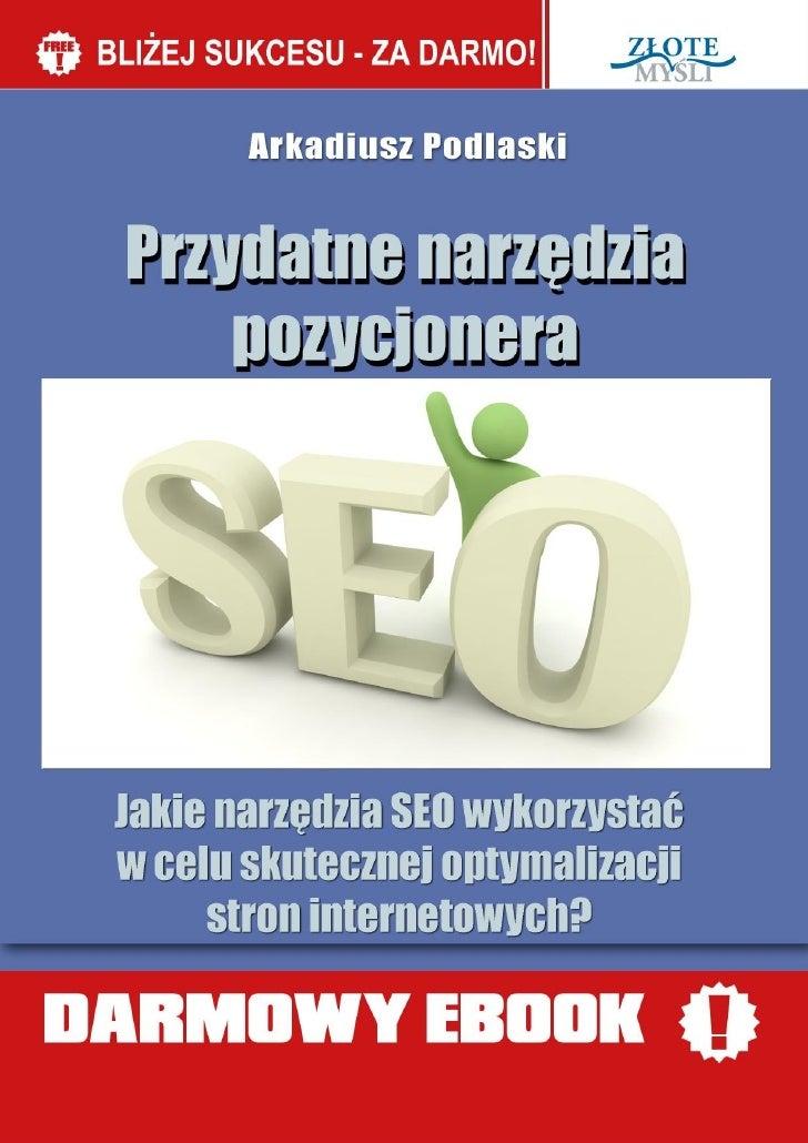 © Copyright for Polish edition by Wydawnictwo ZloteMysli.plData: 26.05.2009                 Darmowa publikacja, dostarczon...