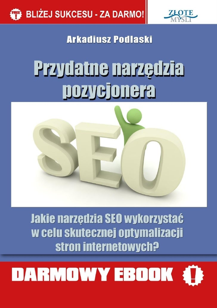 © Copyright for Polish edition by Wydawnictwo ZloteMysli.pl Data: 26.05.2009                      Darmowa publikacja, dost...