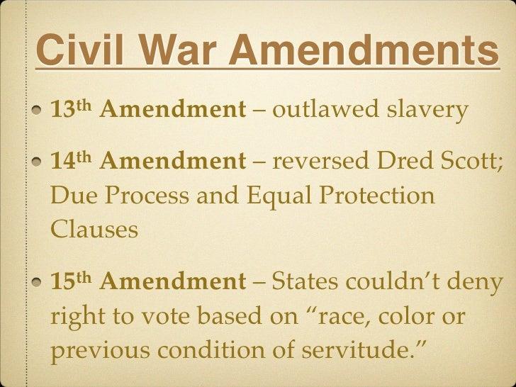 13 and 14 amendments essay
