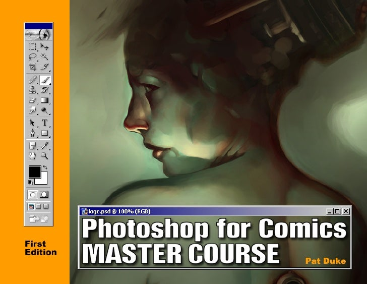 PS Comics Tutorial