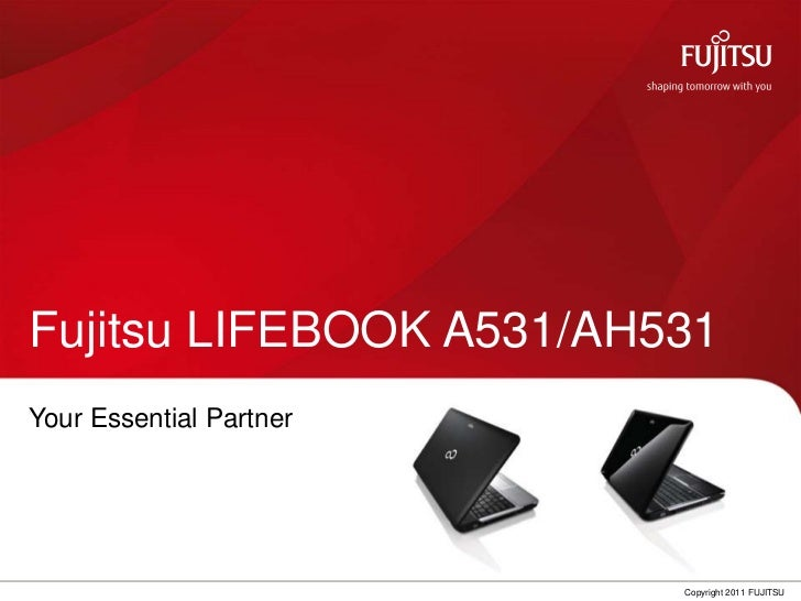 Ps lifebook-a531-ah531