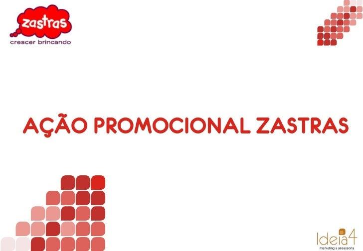 A loja ZASTRAS chegou em Fortaleza, mostrando ser mais que uma loja de brinquedos, pois seu conceito mostra-se inovador em...