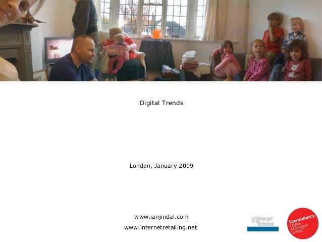 PS070 Digital Trends Presentation