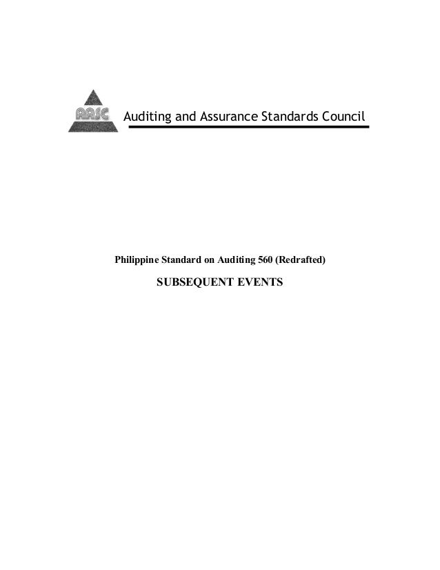 philippine standard on auditing details Preface to-international-standards-and  philippine auditing practice  a philippine standard or practice statement will supersede or amend the.