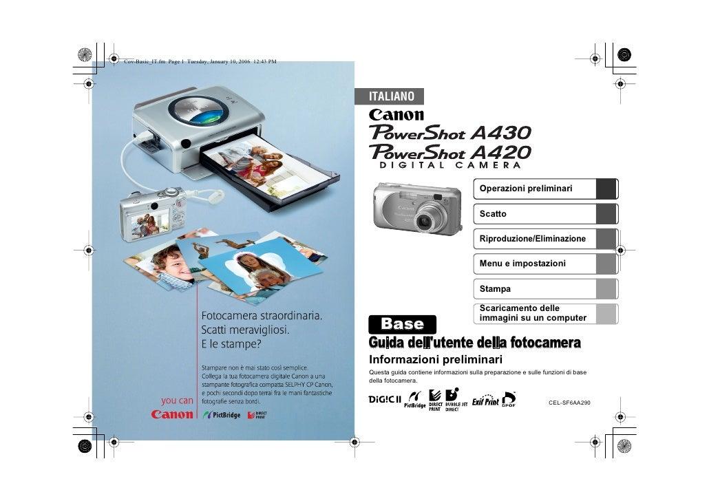 Ps A420 430 Ita