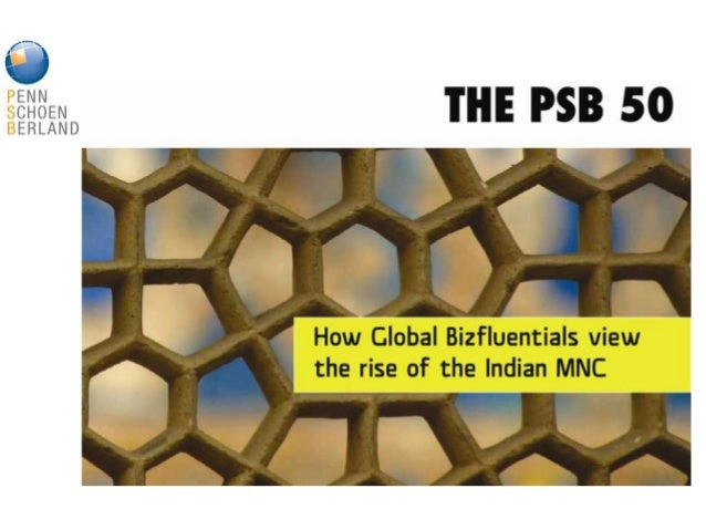 For The PSB 50, we approached business elites, or Bizfluential™, audiences.Bizfluentials™ are defined as financially liter...