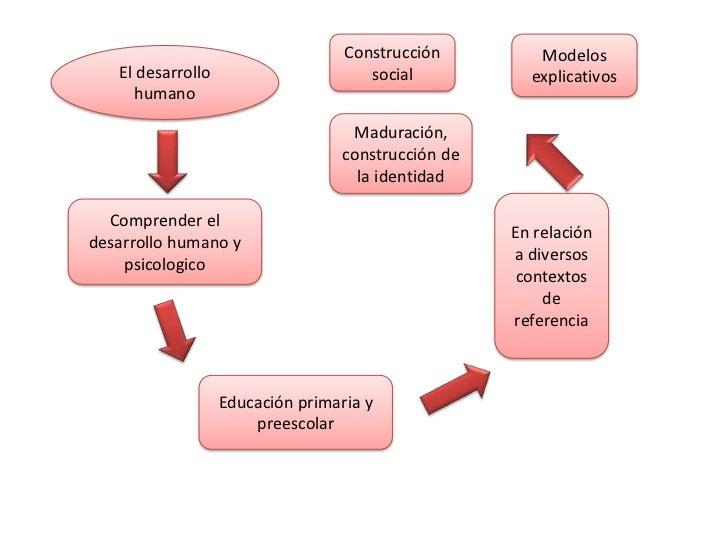 Construcción         Modelos   El desarrollo                      social           explicativos     humano                ...