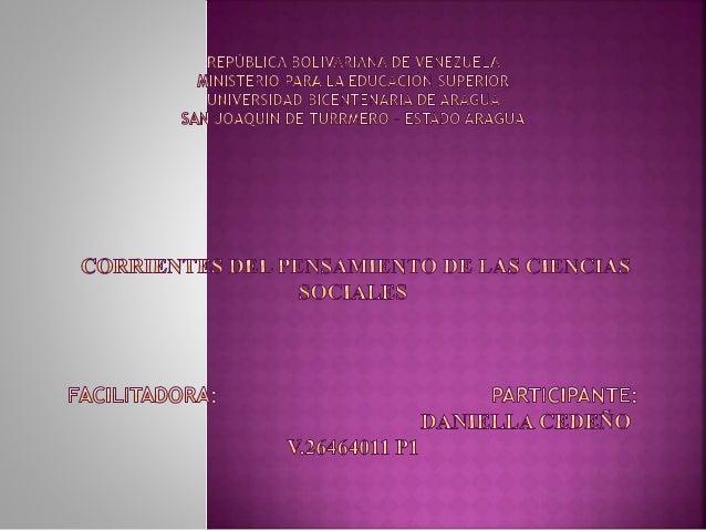 Evolución  Se desarrolla a finales del siglo XIX y principios del siglo XX en Estados Unidos .  Fue propuesta por el fil...