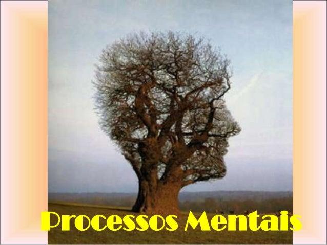 Processos Mentais