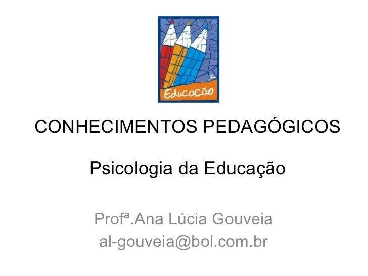 Psicologia da educação 25.06.11