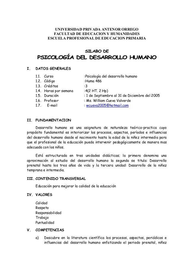 UNIVERSIDAD PRIVADA ANTENOR ORREGO                 FACULTAD DE EDUCACION Y HUMANIDADES              ESCUELA PROFESIONAL DE...