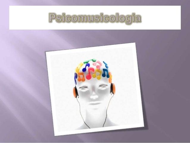 Psicomusicologia
