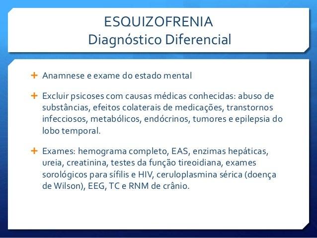 Exame ceruloplasmina