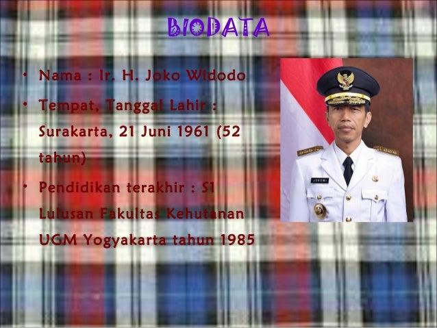 Kehutanan Ugm Jokowi Kehutanan Ugm Yogyakarta