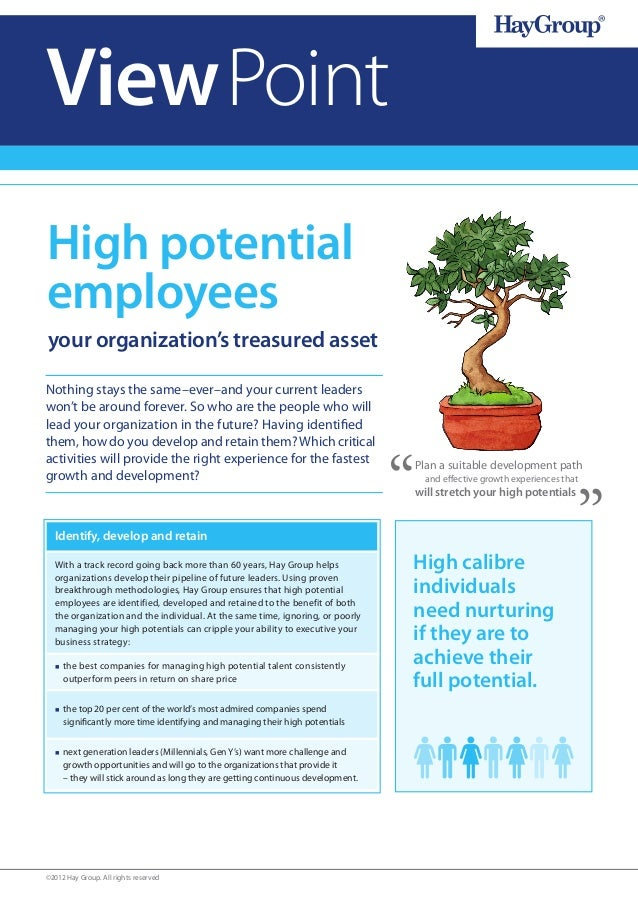 2    View Point    ViewPoint I Reward in a downturn    High potential    employees    your organization's treasured asset ...
