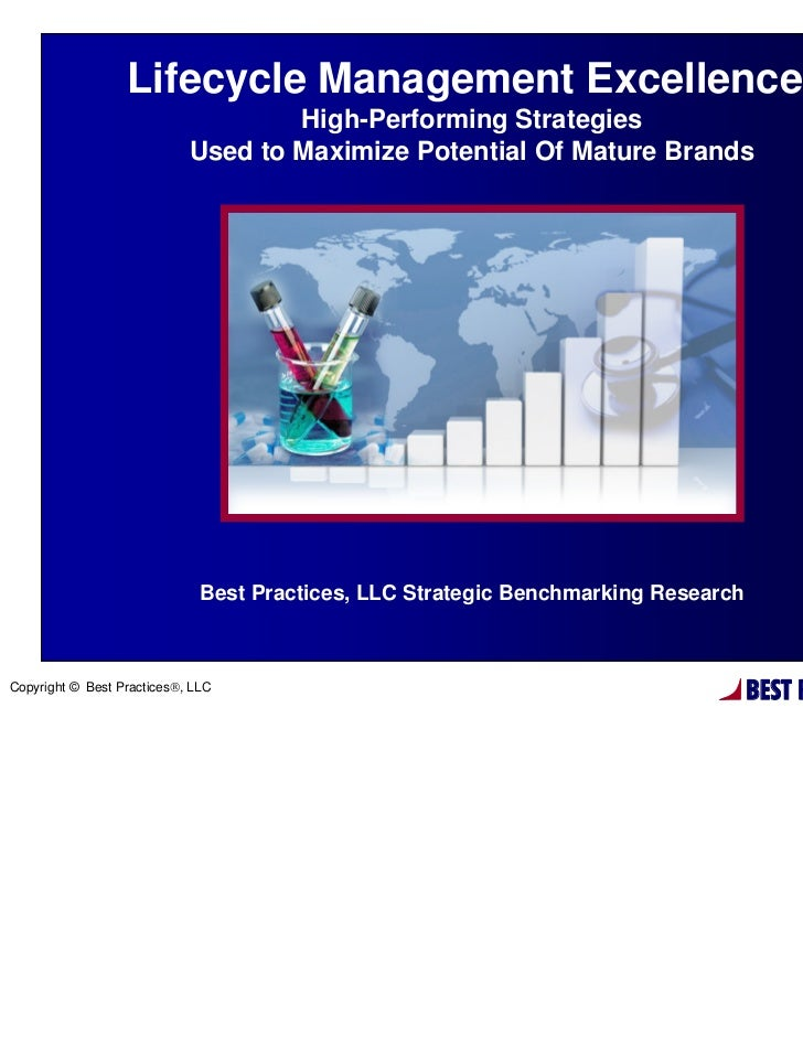 Lifecycle Management Excellence:                                    High-Performing Strategies                            ...