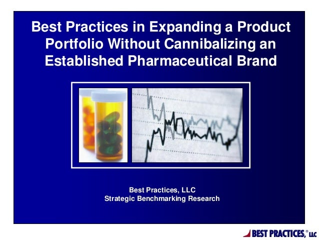 BEST PRACTICES, ® LLC Best Practices, LLC Strategic Benchmarking Research Best Practices in Expanding a Product Portfolio ...