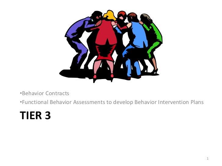 Psm behavior tier 3 083012