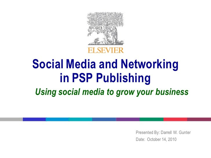 PSP Social Media - How to grow your business.