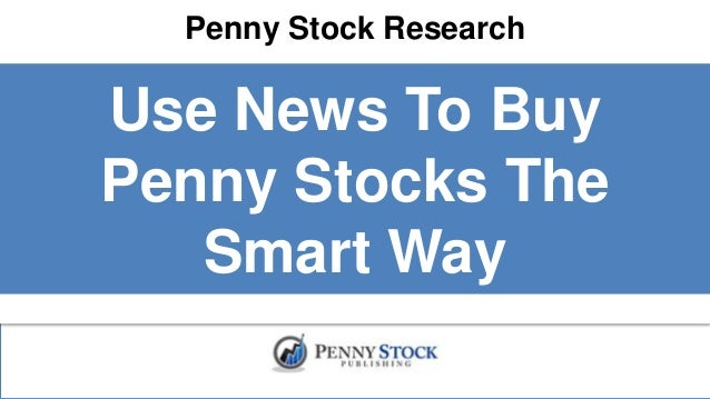Penny Stock Blogs