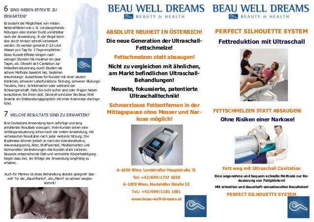 Pss fett weg ultraschall kavitation abnehmen Ultraschall Fettreduktion Wien, fett weg mit ultraschall wien, fettreduktion