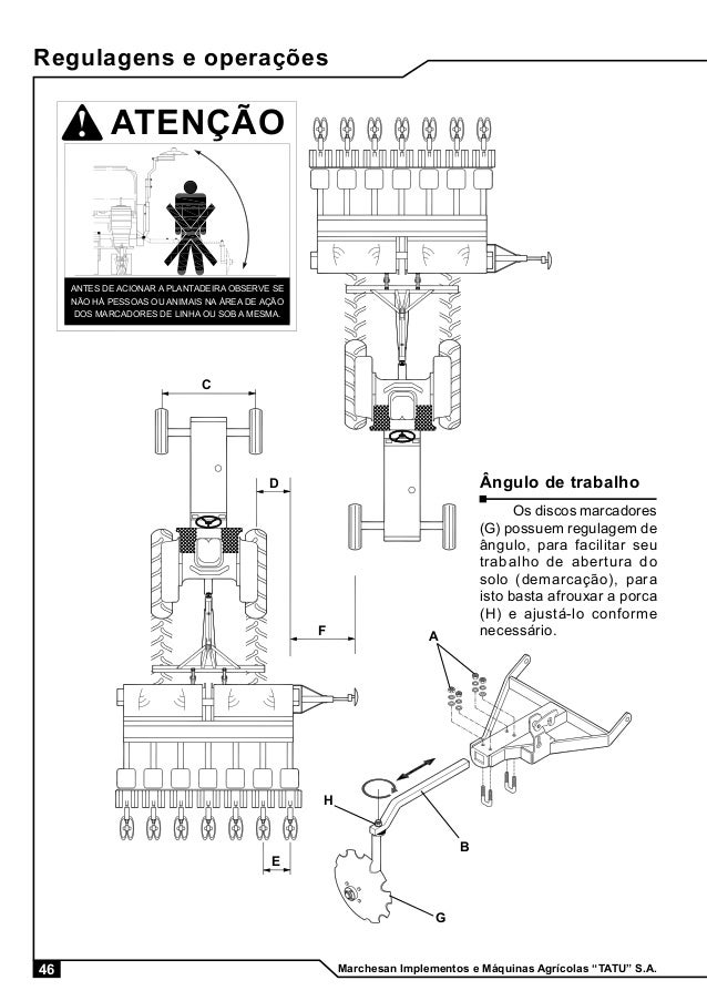 Manual de Instruções PST3 Tatu