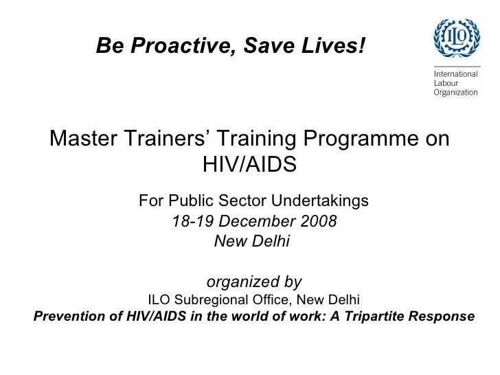 Psu Training18 19 Dec08