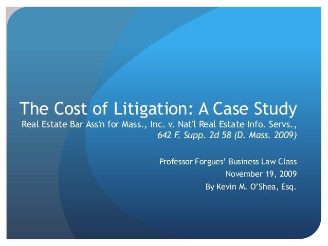 case study law school