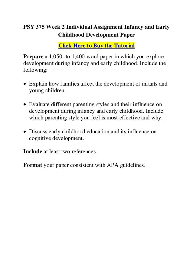 late childhood development essay Cognitive development shifts from concrete operational thought (late childhood) to formal operational thought (adolescence) the formal operation stage is when the adolescent has the ability to apply logic to abstract concepts formal operational thinking includes systematic problem solving and hypothetico-deductive reasoning.