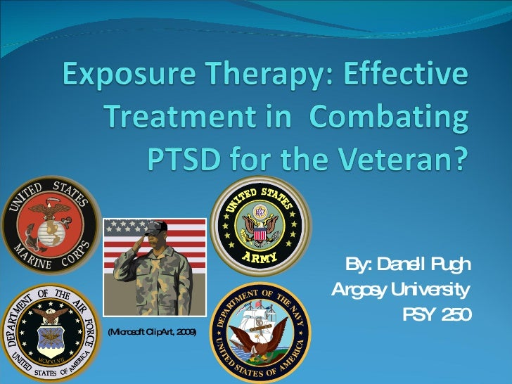 Danell Pugh Exposure Therapy Treatment for PTSD