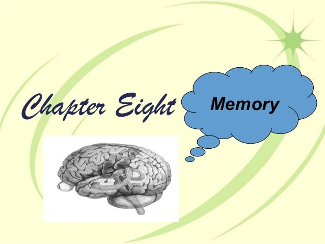 Chapter Eight Memory