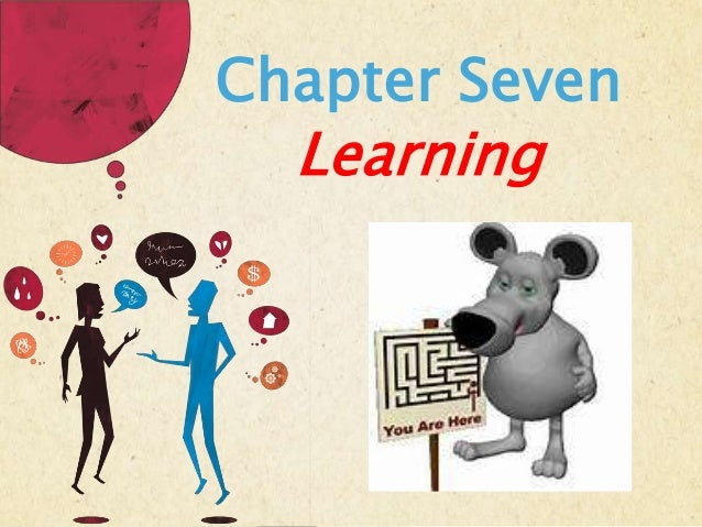 Chapter Seven Learning