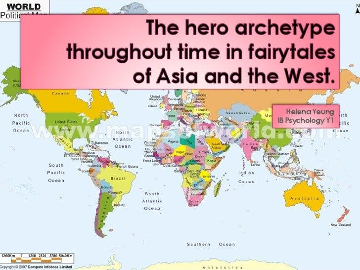 IB Psychology- Carl Jung- The Hero Archetype