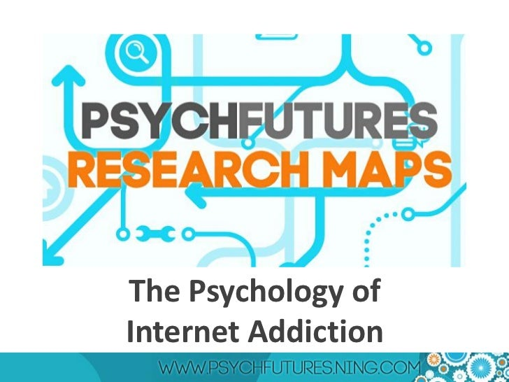 internet addiction disorder research paper Not recognize the legitimacy of the disorder hence, this paper starts prior research defined internet addiction as an use iad: internet addiction disorder).