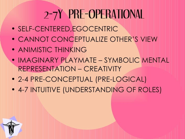 discussion topic egocentric thinking