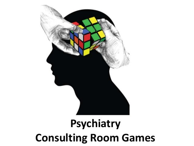 Psychiatry Consulting Room Games