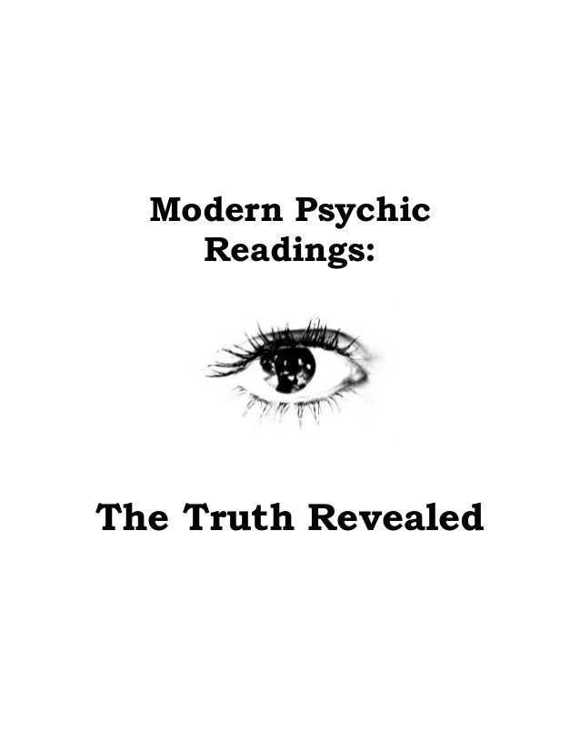 Modern Psychic Readings: The Truth Revealed