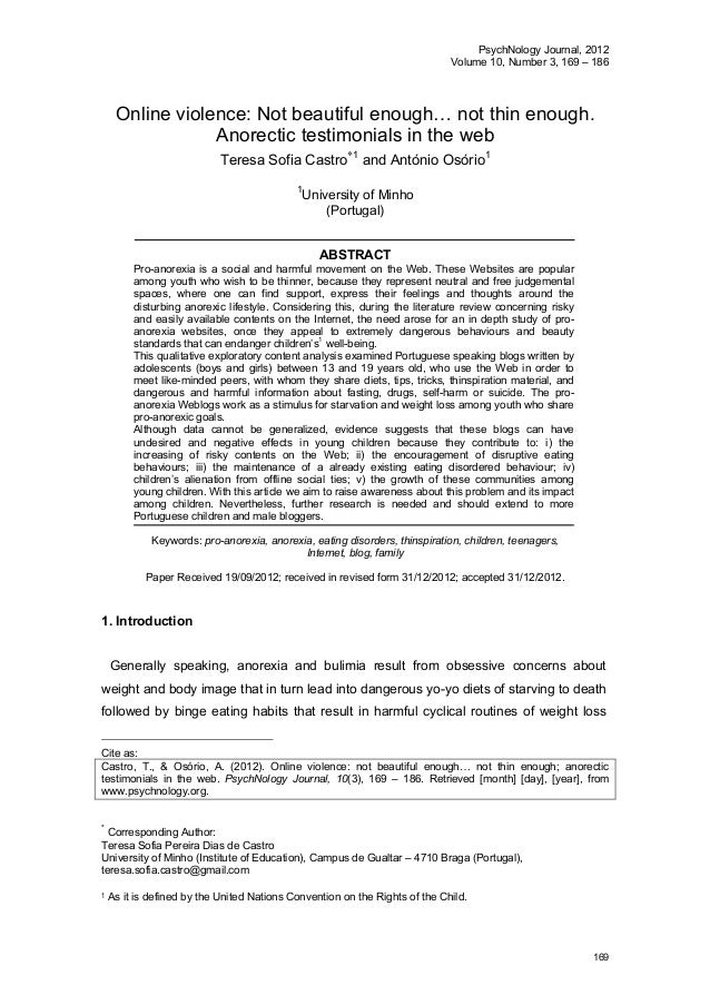 PsychNology Journal, 2012                                                                             Volume 10, Number 3,...