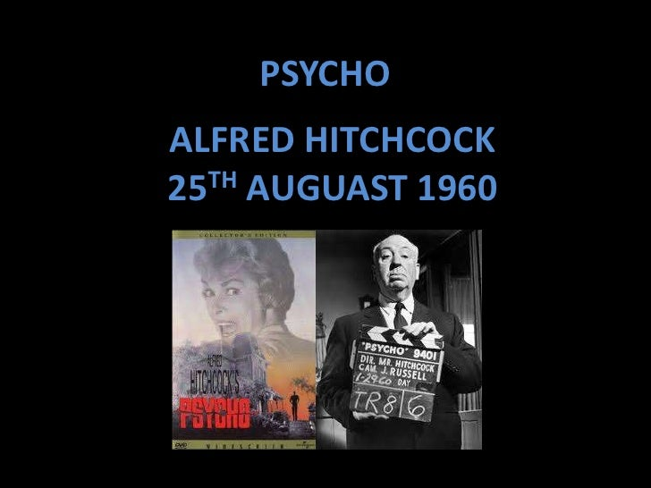 the films of alfred hitchcock essay
