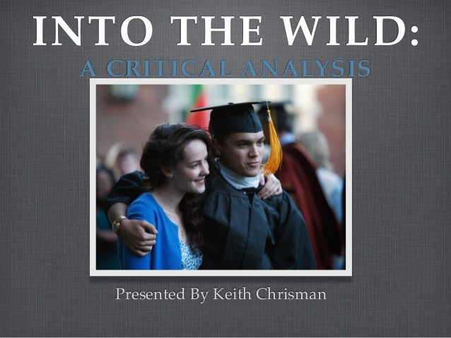 Character analysis into the wild?