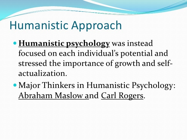 an overview of the psychoanalysis therapeutic approach in psychology As a therapy, psychoanalysis is based on the concept that but for an overview of psychoanalysis  psychoanalysis: freud's revolutionary approach to human.