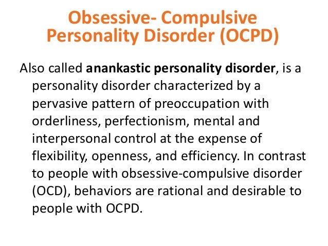 the obsessive compulsive disorder essay
