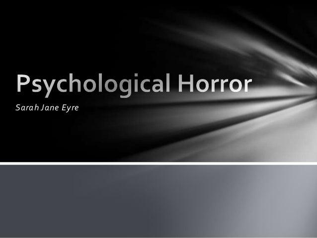 Sarah Jane Eyre